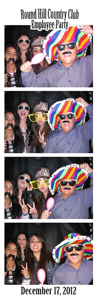 12-17 Round Hill Country Club - Photo Booth