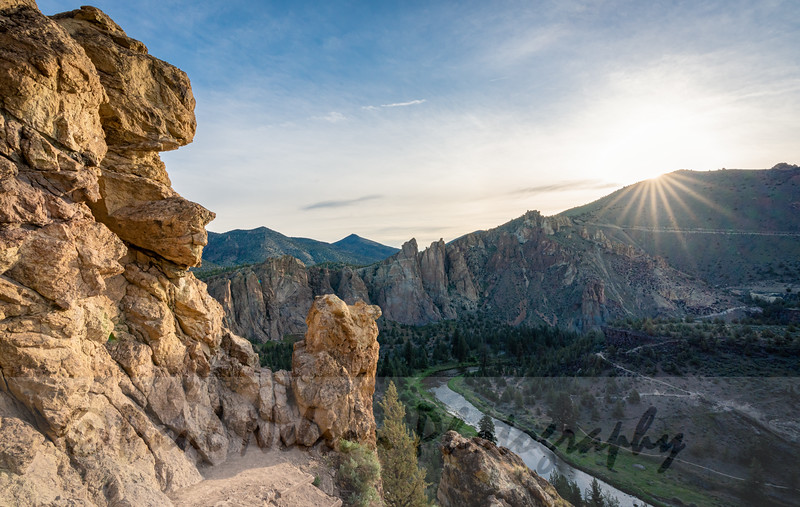 2019 Smith Rock Ascent 50K