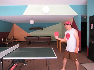 Table Tennis Rally 7/14/07