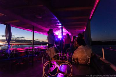 Dnipro Night Cruise