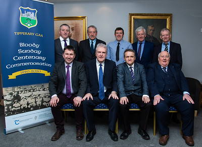 22nd February 2020 - Tipperary GAA Bloody Sunday Launch 2020