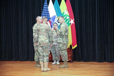 2015 09 18 U.S. Army Armor School Change of Responsibility
