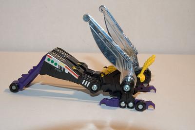 Transformers Insecticon, Kickback