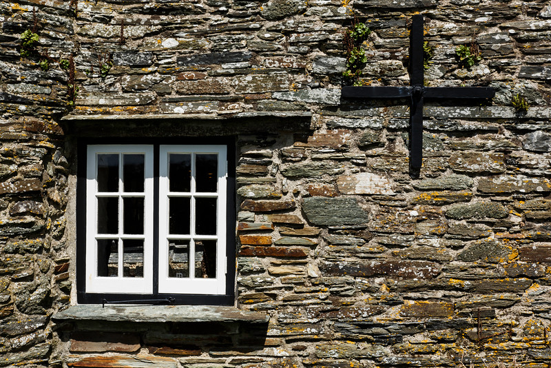 Old Post Office, Tintagel, Cornwall