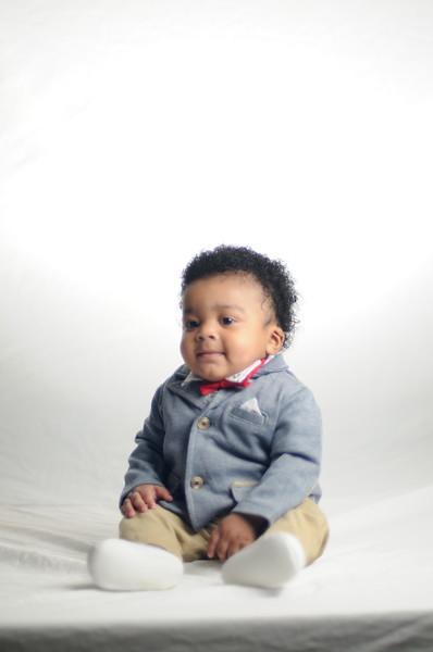 Charles Jr. 6 months