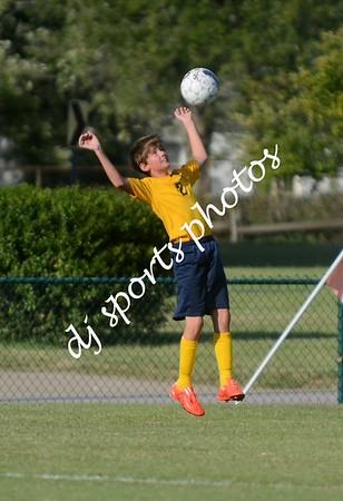 Meredith Dunn vs Whitefield Academy Soccer