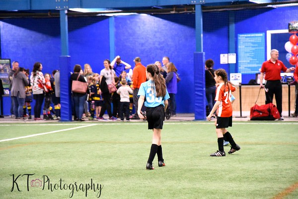 WSA U10 - Bonnie's Team Dangerous - Indoor Session 2 NS -