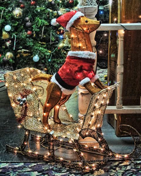 Santa's Helper - Judith Sparhawk