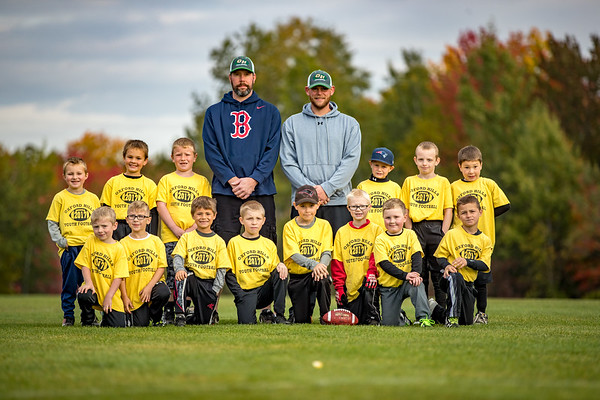 2017-10-07 Oxford Hills Youth Football