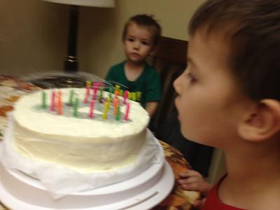 Thayden's Birthday