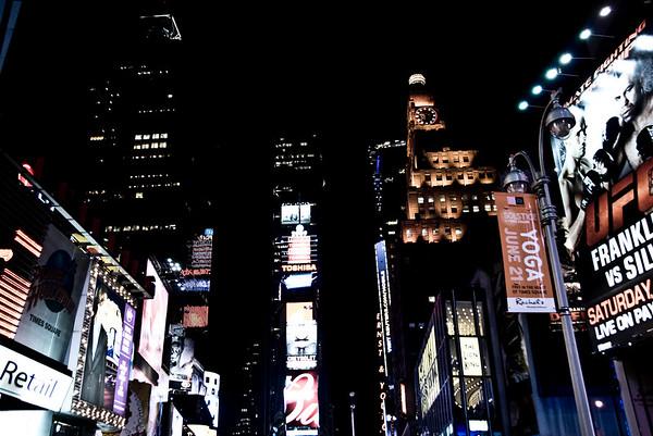2009 NY NYC Times Square