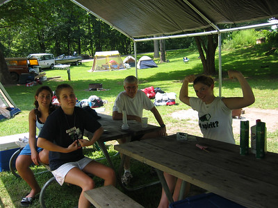 2003 XC Camp - Hueston Woods
