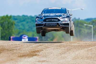 Red Bull Global Rallycross - Washington DC