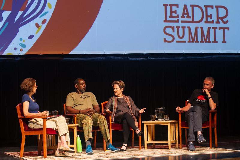 Leader Summit | Slow Food Nations 2019