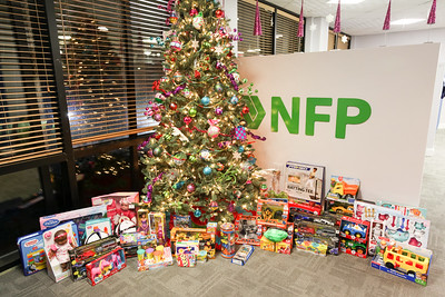 2017 NFP Holiday Party Fun
