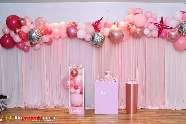 Bella's 5th Birthday Party