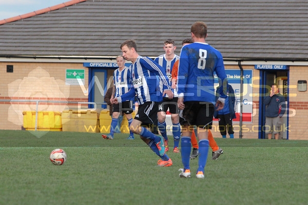 1st team v Retford (home) 25 - 10 - 14