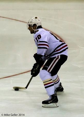 Blackhawks vs Devils 1/3/14