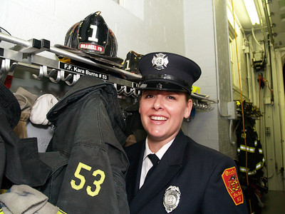 Kara Burns - Oradell, NJ Fire Department