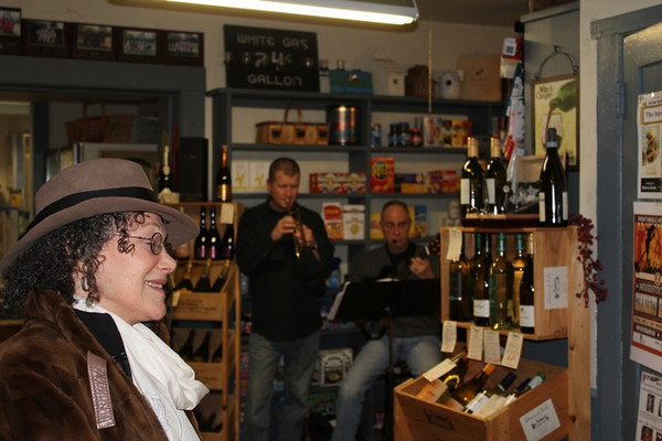 Taftsville Store Wine and Cheese Tasting