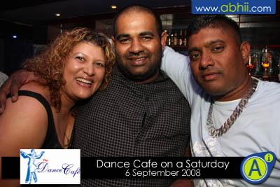 Dance Cafe - 6th September 2008