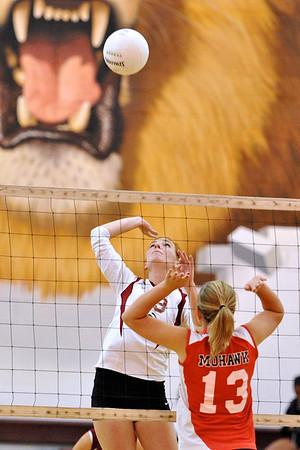 9.6.11 - NB Lady Lions Volleyball vs. Mohawk Lady Warriors - Varsity