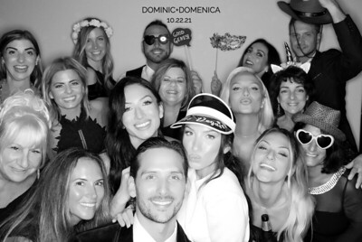 Dominic + Domenica