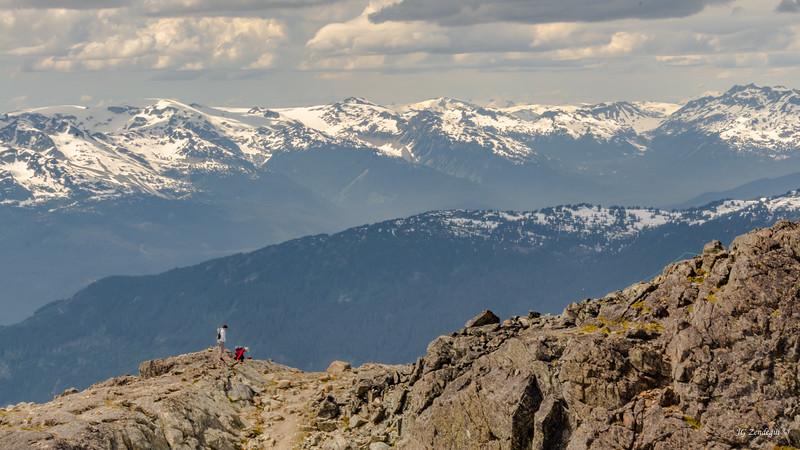 Whistler Mountain Hike 1