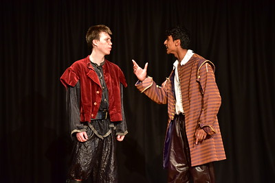 Scots College: Othello - Act IV sc i
