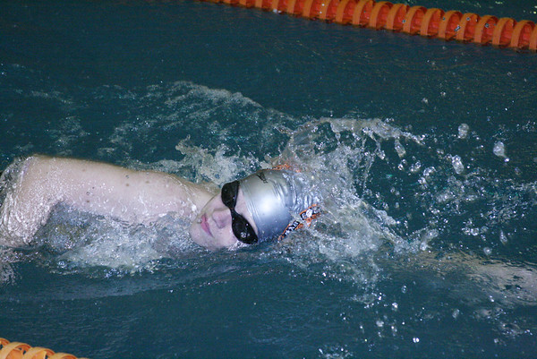 Varsity Swimming vs. Martinsville