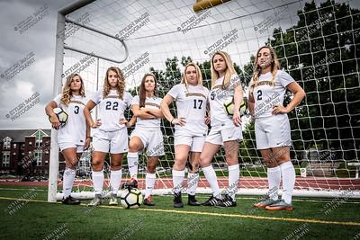 UC Women's Soccer 2018