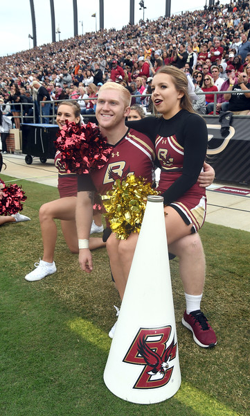 Boston College Cheer