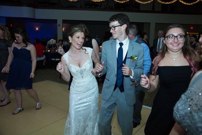 Keith and Rebecca