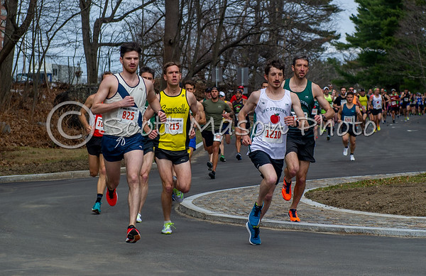 23rd Annual Doyle's Emerald Necklace 5 Mile Race