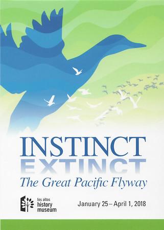 Instinct Extinct - The Great Pacific Flyway
