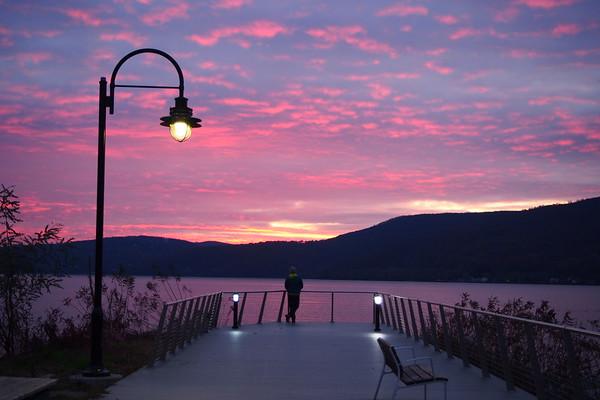 Evening Riverfront