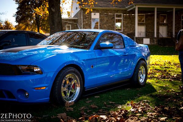 Mike's Rousch 2010 Mustang - 11/2013