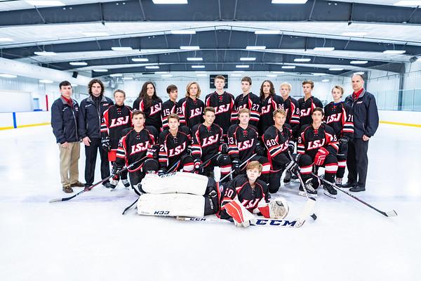 2018 LSJ  Junior Varsity Team