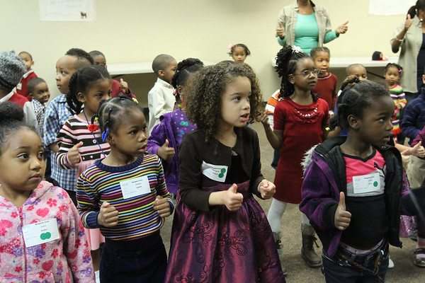 Infants/Toddlers/Youth/Kingdom Zone 2/13/12