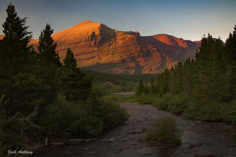 Glacier National Forest, Montana