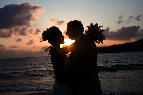 Zihuatanejo Wedding - Nikki and Dean