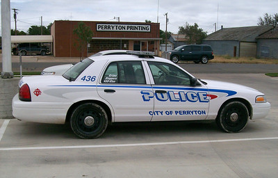 Perryton Police Department