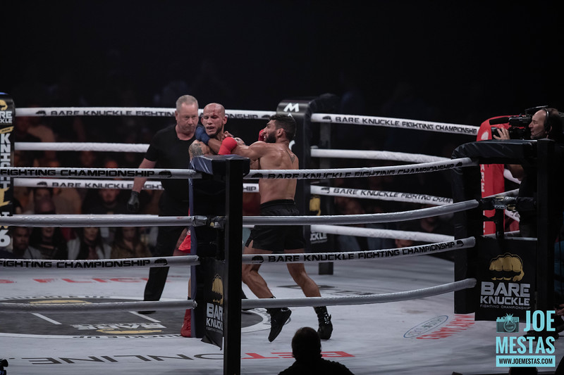 Bare Knuckles Fighting Championship 8