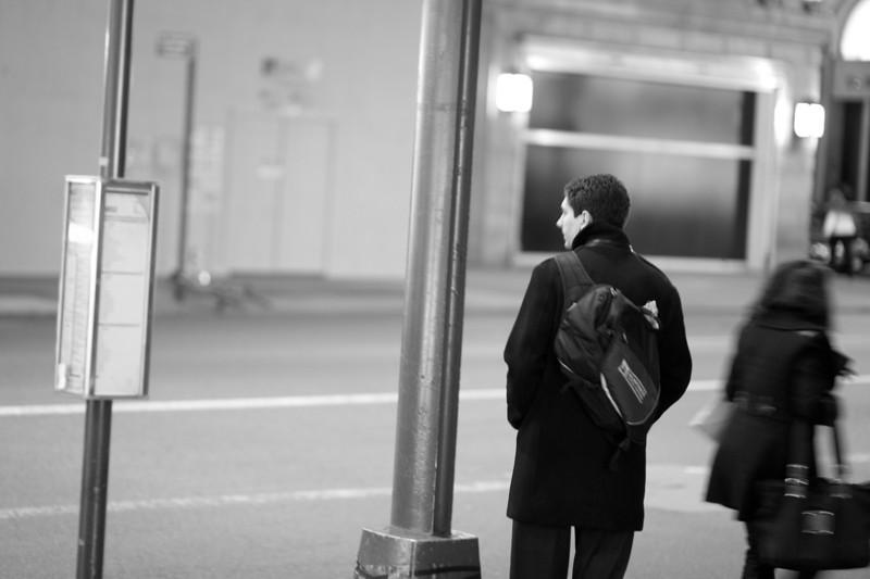 Bus Stop No. 22