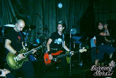 Simple Plan @ Showplace Theatre (Buffalo, NY); 10/15/02