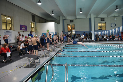 Home Swim Meet - January 18, 2020