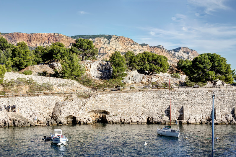 Calanque de Port Miou (France)