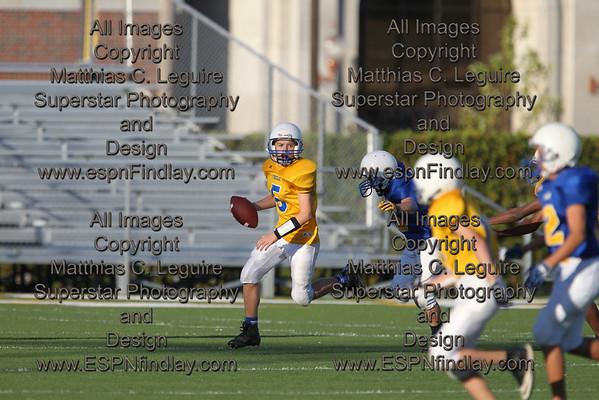 2013-10-16 7th Grade Glenwood vs. Donnell
