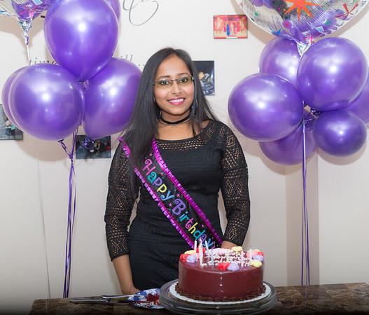 Marissa's Birthday Party