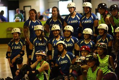 I5 Roller Girls vs. Fort Wayne Derby Brats